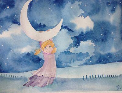 Acquerelli Bambini ~ Icoloridilaura: illustrazione per bambini acquerello disegni