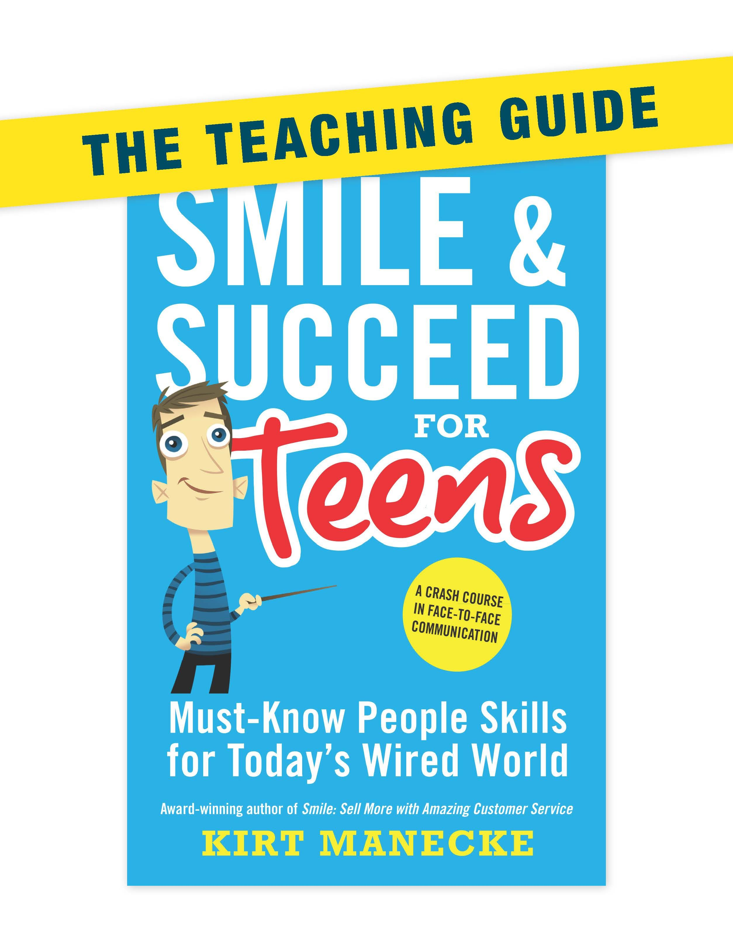 The Teaching Guide for Smile & Succeed for Teens: Must-Know People ...
