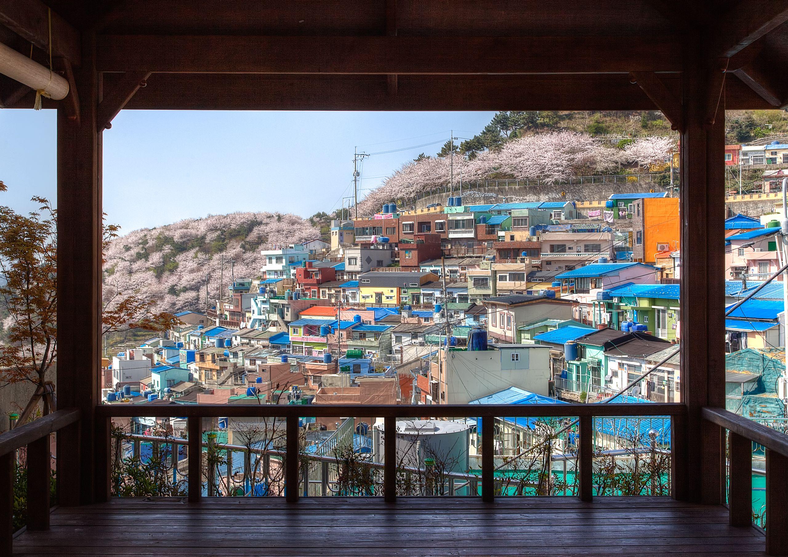 甘川文化村-Gamcheon Culture Village,Busan,Korea   韓國