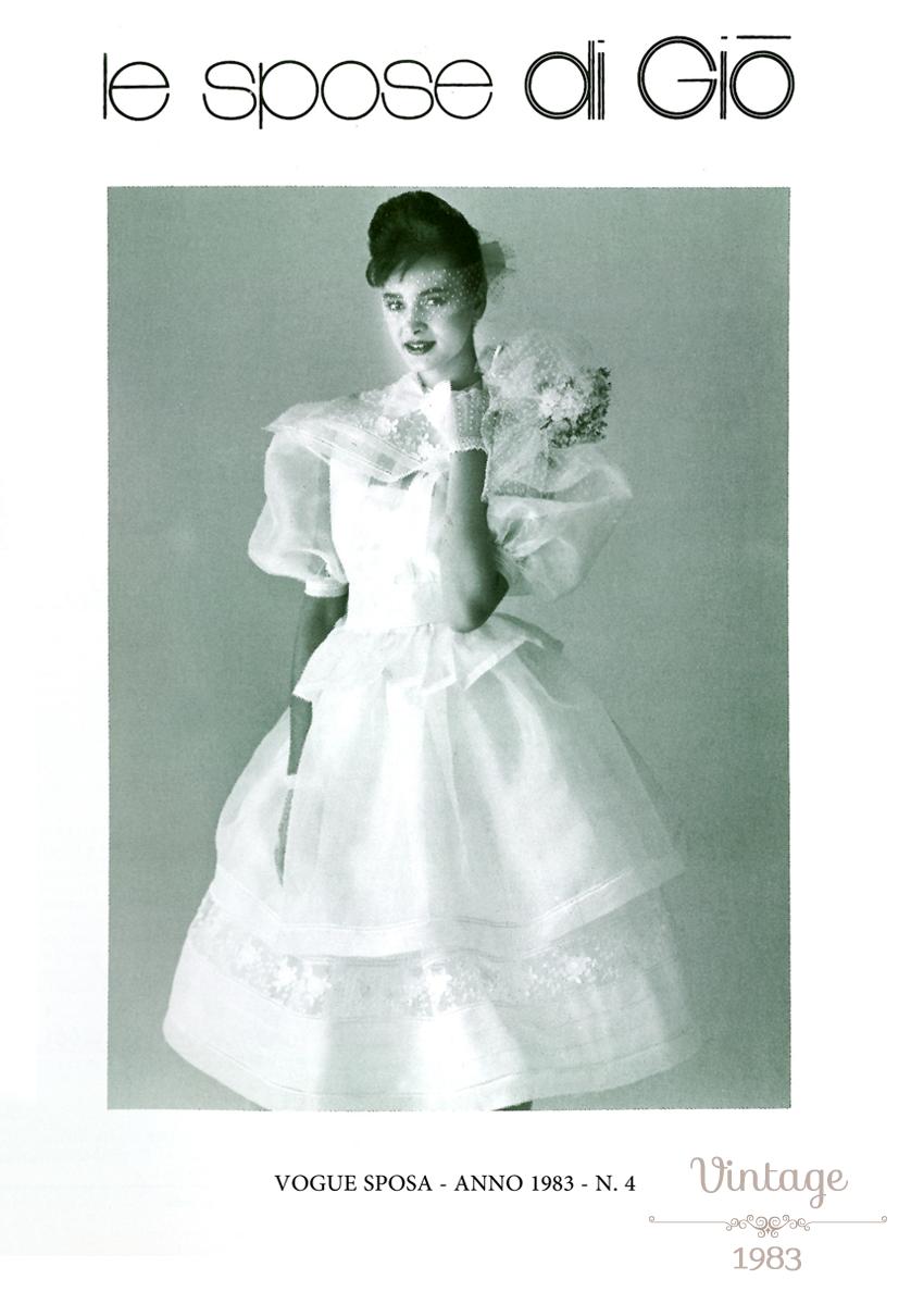 Abiti Da Sposa 1984.Vogue Sposa Gennaio 1983 Sposa Abiti Da Sposa Abiti Di