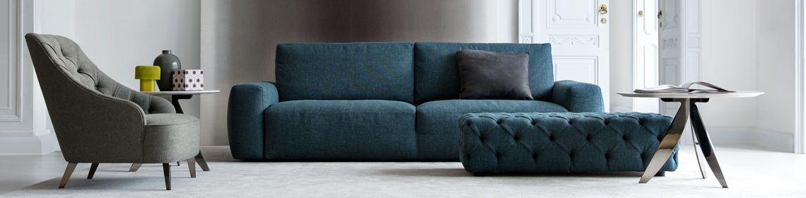 Italienische Sofas Nach Mass Berto Salotti Italienisches Ledersofa Italienisches Sofa Couch