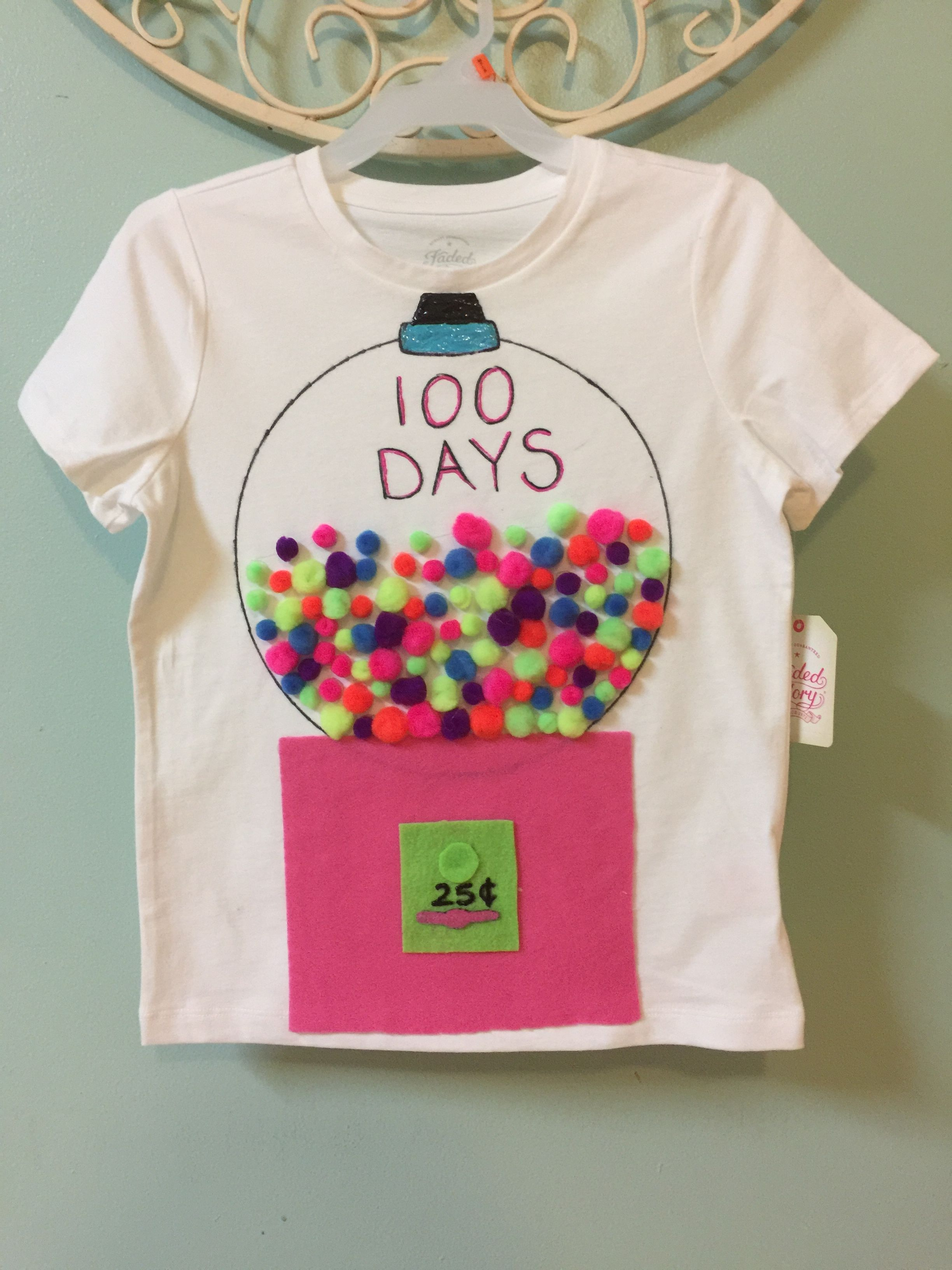 100 Days Of School Shirt With Images 1st Day Of School 100