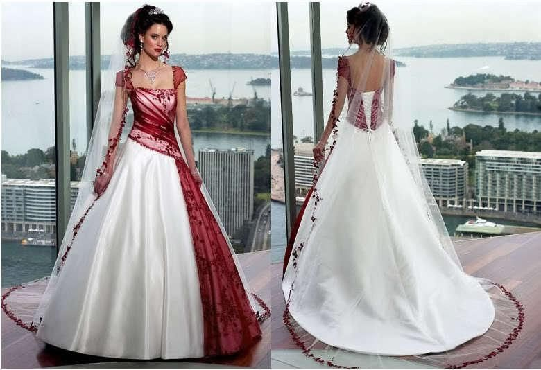 goedkope design trouwjurken