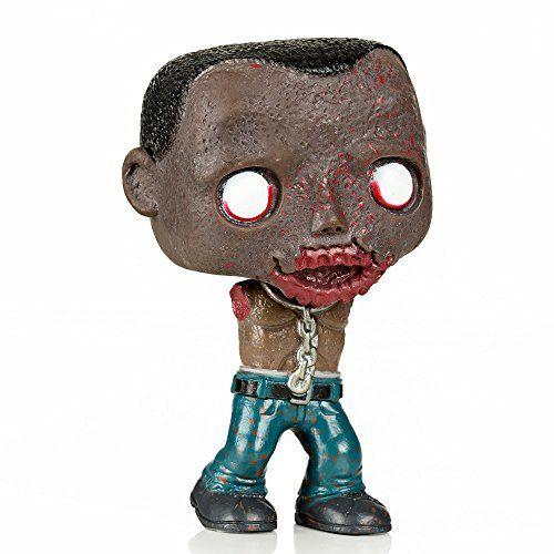 """Funko Pop The Walking Dead 4"""" Vinyl Figure Michonne Pet"""