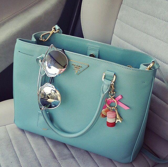 Tiffany Blue Dior Lady Bag Women Handbags Bags Purses