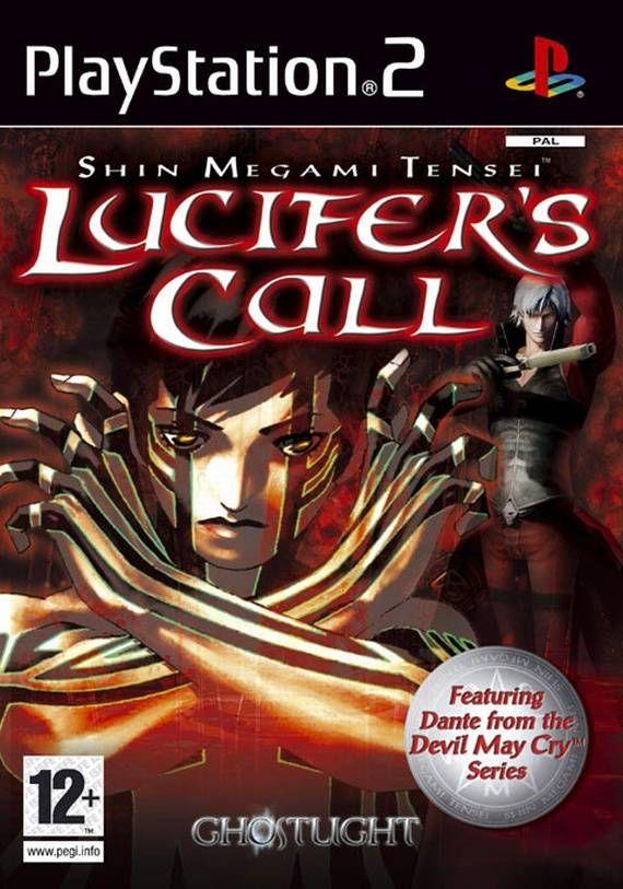 Shin Megami Tensei Lucifer's Call. Tunnetaan USA:ssa ja Japanissa myös nimellä Nocturne.