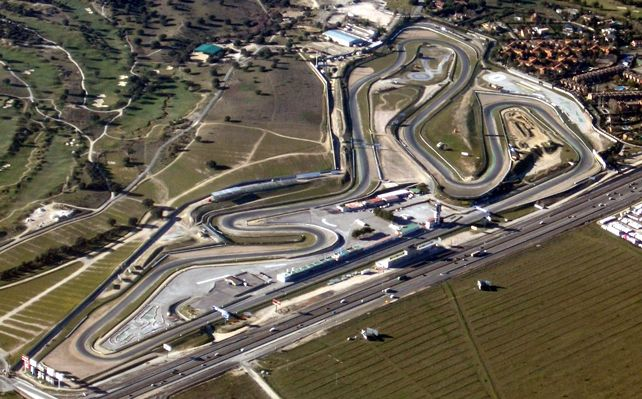 Jarama Race Circuit Spanish Grand Prix Grand Prix Race Courses