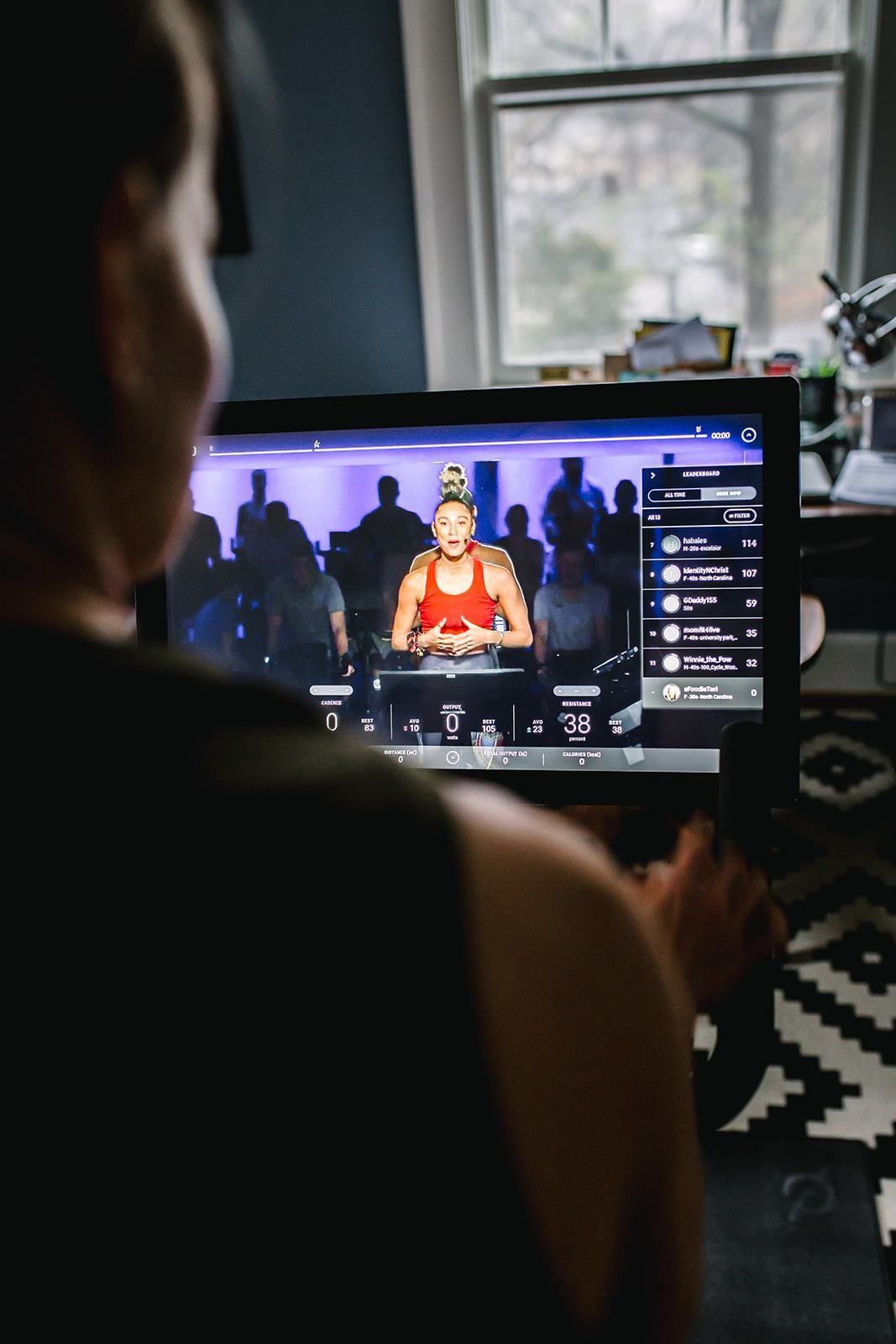 My peloton app experience a foodie stays fit in 2020