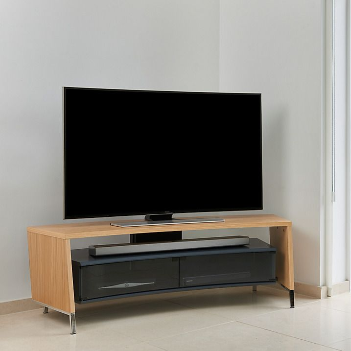 Buy Off The Wall Curve Tv Stand For Tvs Up To 65 Curved Tv Stand