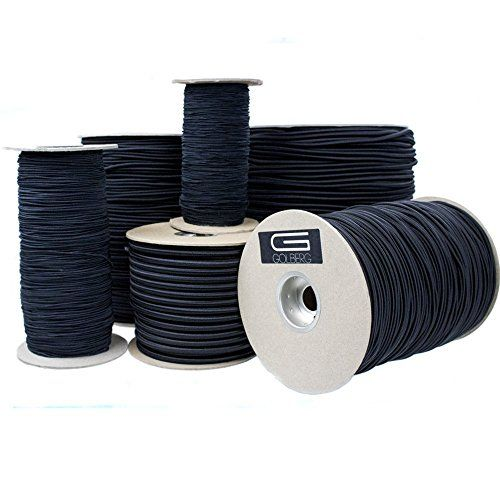 Golberg G Diamondweave 1 2 5 16 3 16 1 4 1 16 5 8 3 8 1 8 1 32 Inch And 2 5 Mm Shock Bungee Cord Black Shock Cord Bungee Cord Diamond Weave