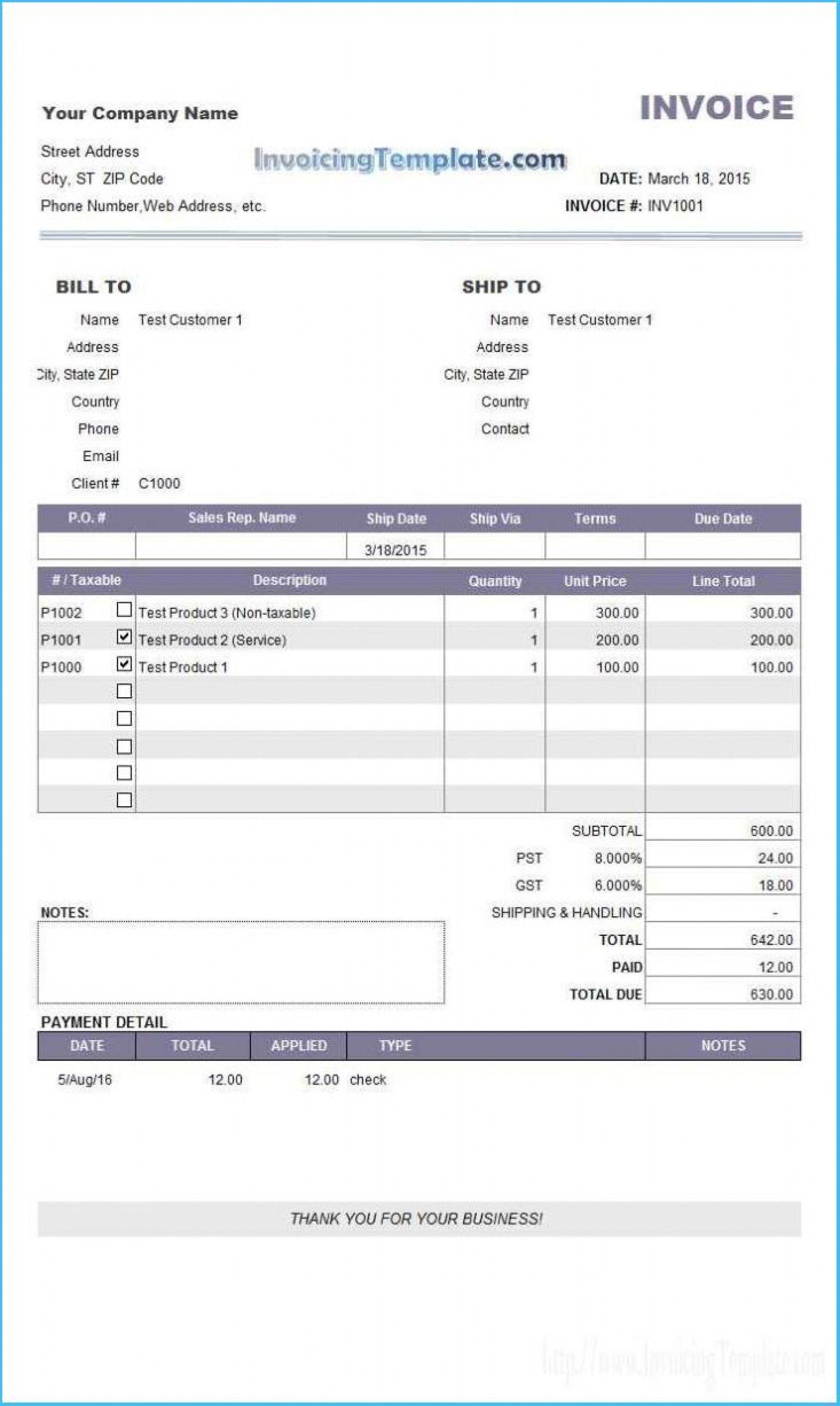 credit card format pdf
