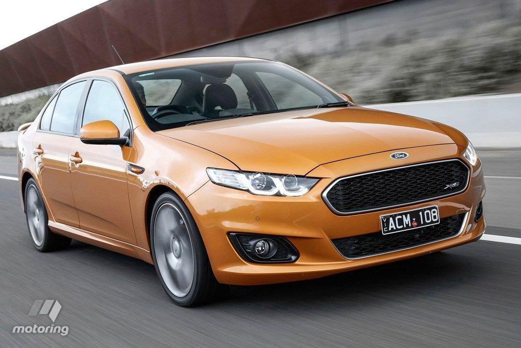 Ford Locks In Final Fast Falcon Ford Falcon Ford Falcon Australia Ford