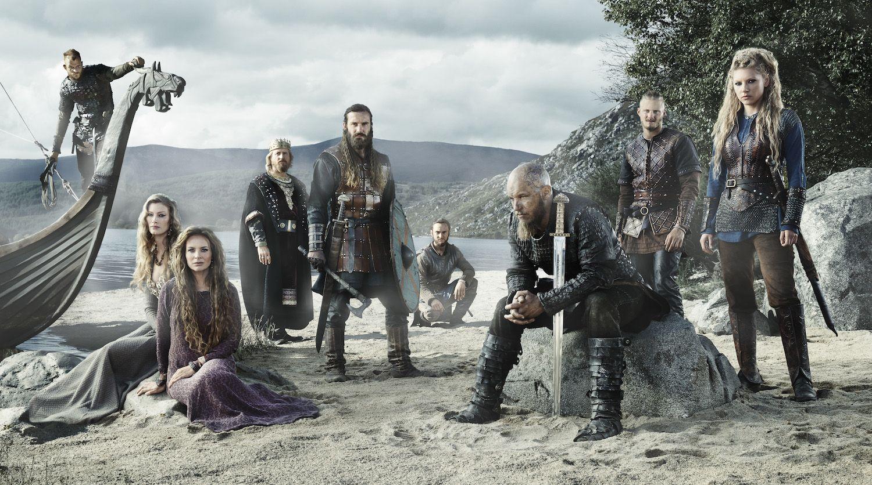 Resultado de imagen de otos de la serie vikingos