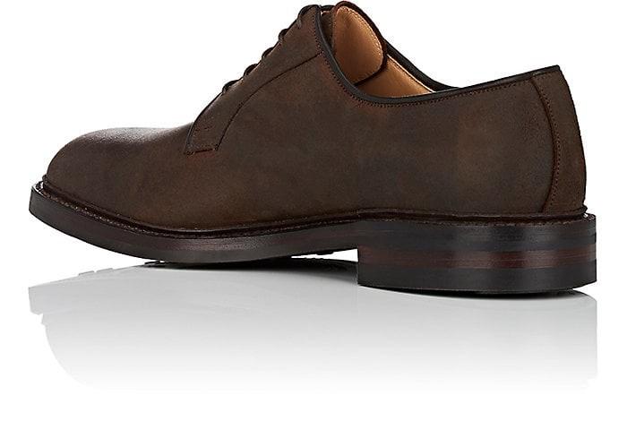 bd0c1208266aa Crockett & Jones Lanark Leather Bluchers - 7 M Dark Brown | Products ...
