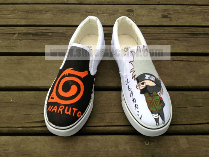 Customized Art Bamboo Top Canvas Kids Shoes