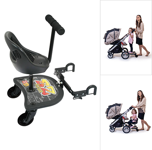 EZ Rider 2in1 ride on board. Can be equipped with any