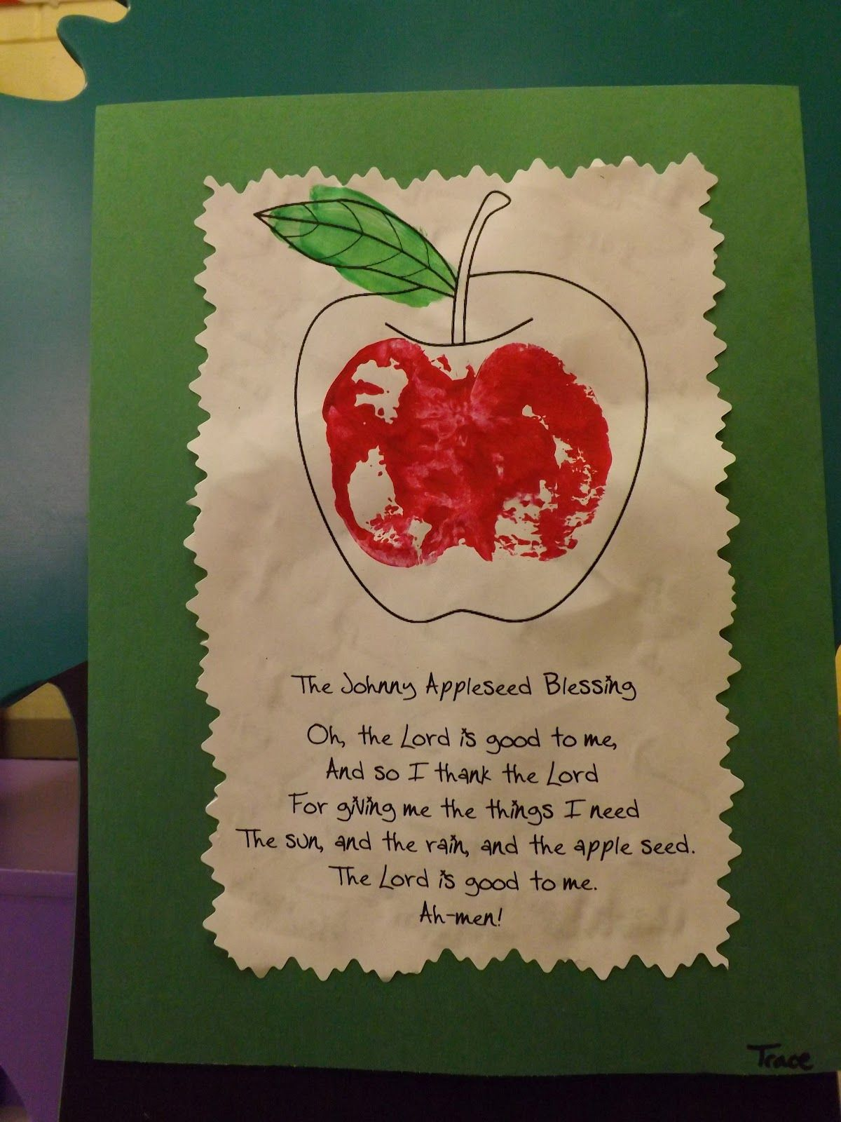 The Stuff We Do Search Results For Apple Tree Apple Crafts Preschool Preschool Apple Theme Apple Preschool