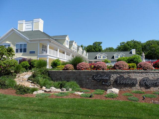 Kelleys Island Venture Resort - Kelleys Island, Ohio.