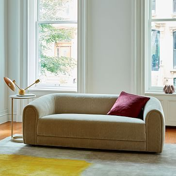 Chaise Sofa Sydney Sofa westelm Looks like a Roy re polar bear knockoff but is more available and