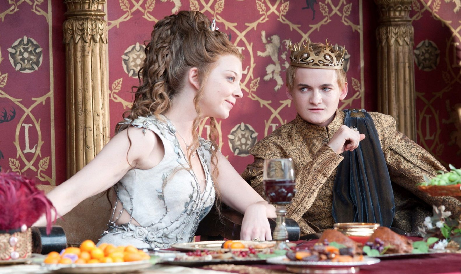 Joffrey S And Margaery S Wedding Reception Game Of Thrones