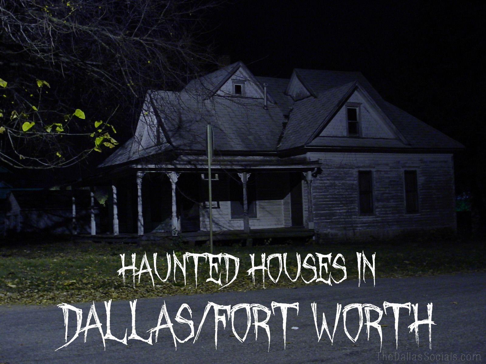 Halloween Haunted Houses In Abilene Texas