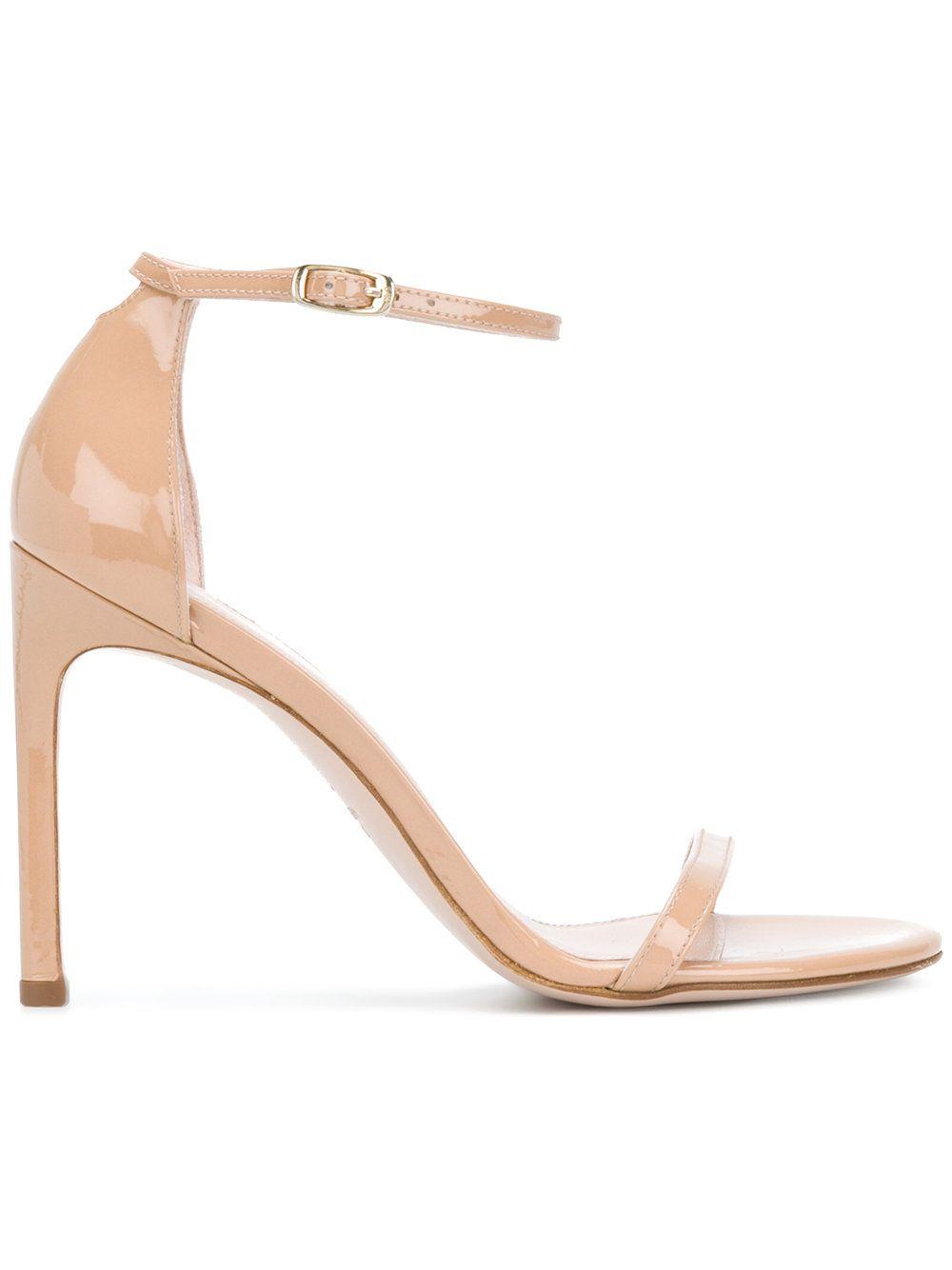 strap sandals - Nude & Neutrals Stuart Weitzman ESNUyIo