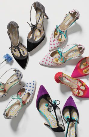 All about the Alice Heel