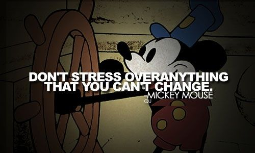 Special Stress Sayings Don't Stress Over Anything That You Can't Change - Entertainment world