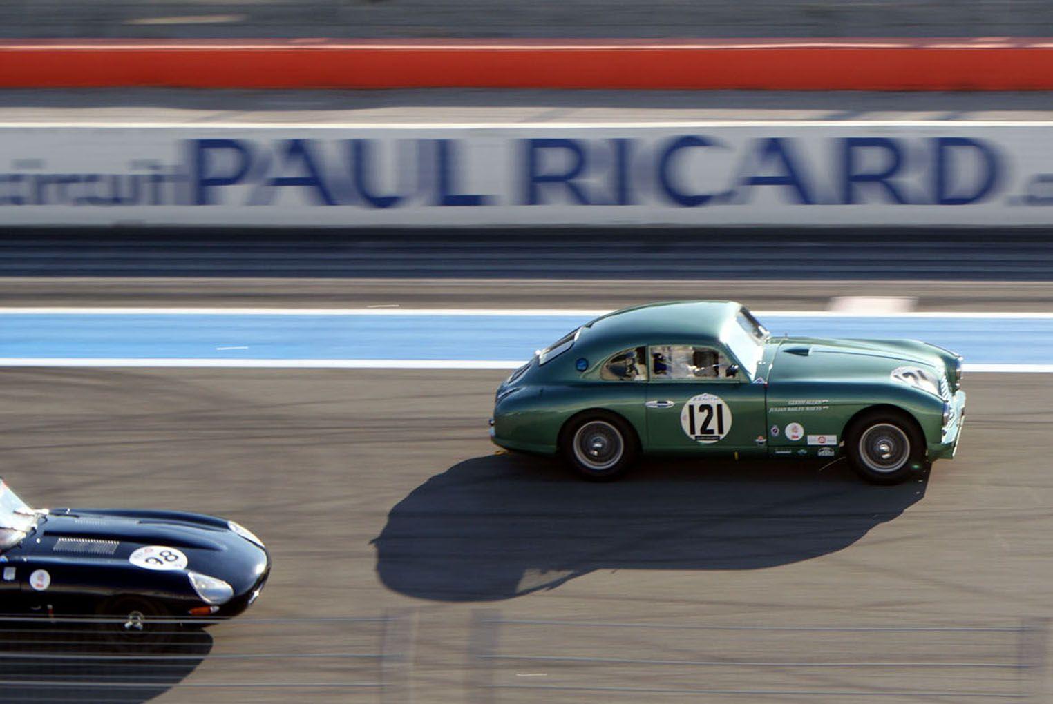 Les 10 000 Tours du Castellet (avec images) Aston martin