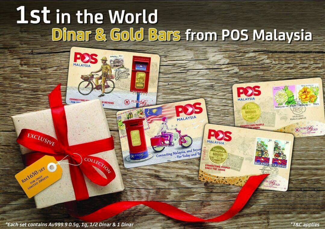 Pos Office Malaysia Gold Collection Set Is Available For Booking In Public Gold Now Original Price Rm1690 Now Only Rm16 Gold Collection Silver Bars Gold Bar