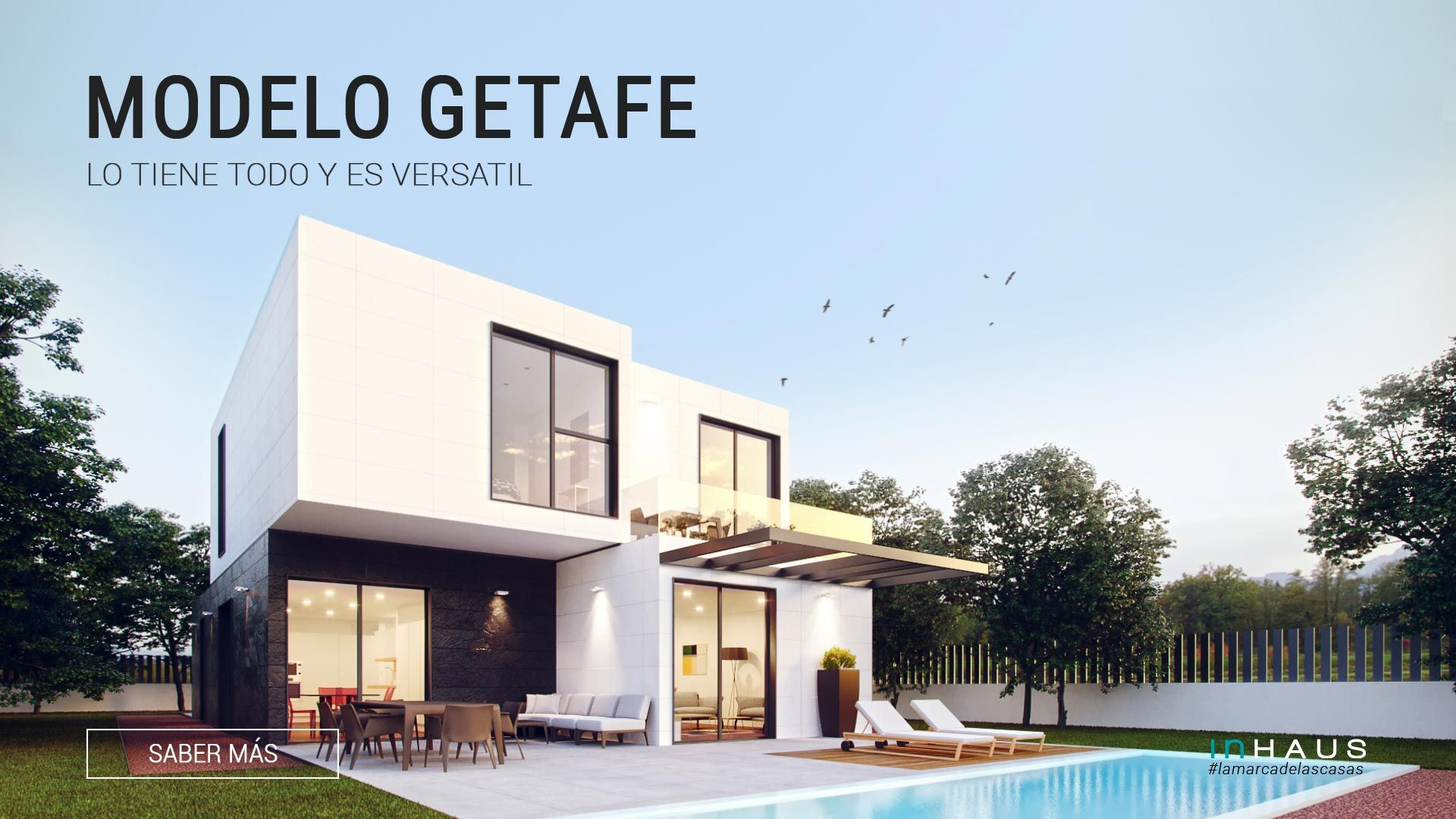 Casa prefabricada de dise o modelo getafe 5d 2p was - Casas prefabricadas guadalajara ...