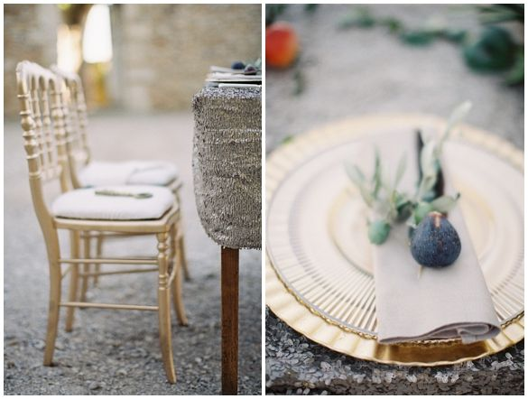 gold and olive green wedding styled shoot provence_0039