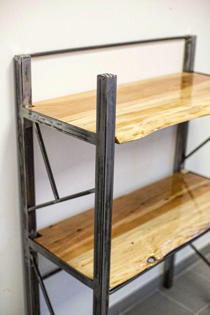 Cration Dtagre Et Meubles De Rangement Steel Home Cre Votre