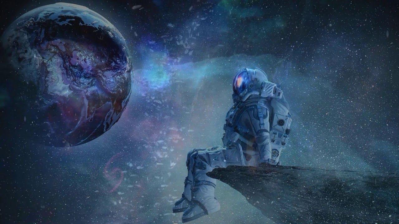 Jon vangelis horizon youtube space art astronaut