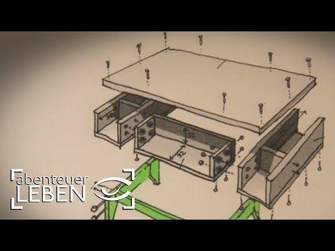 einfach und g nstig selber bauen der multifunktionstisch mufuti 1 2 abenteuer leben. Black Bedroom Furniture Sets. Home Design Ideas