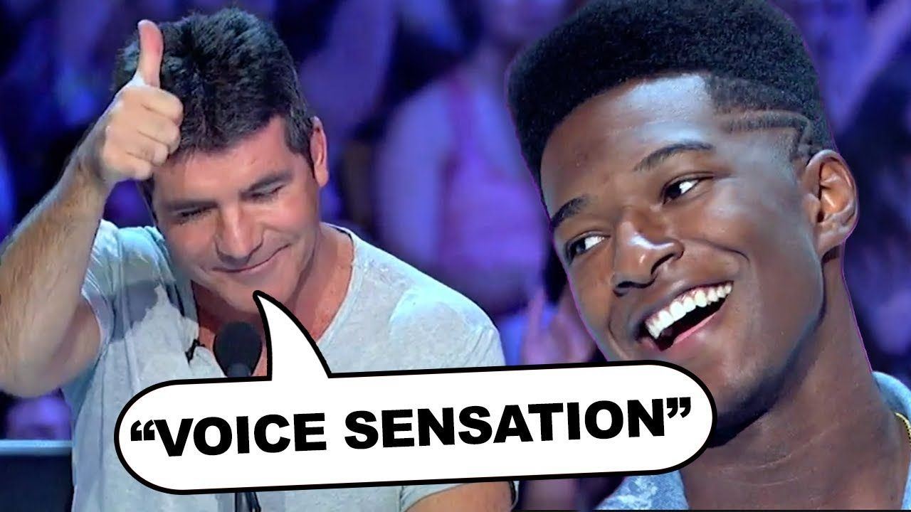 Willie Jones Stuns Simon Cowell In Pitch Perfect Performance Youtube In 2020 Willie Jones Singing Videos Pitch Perfect