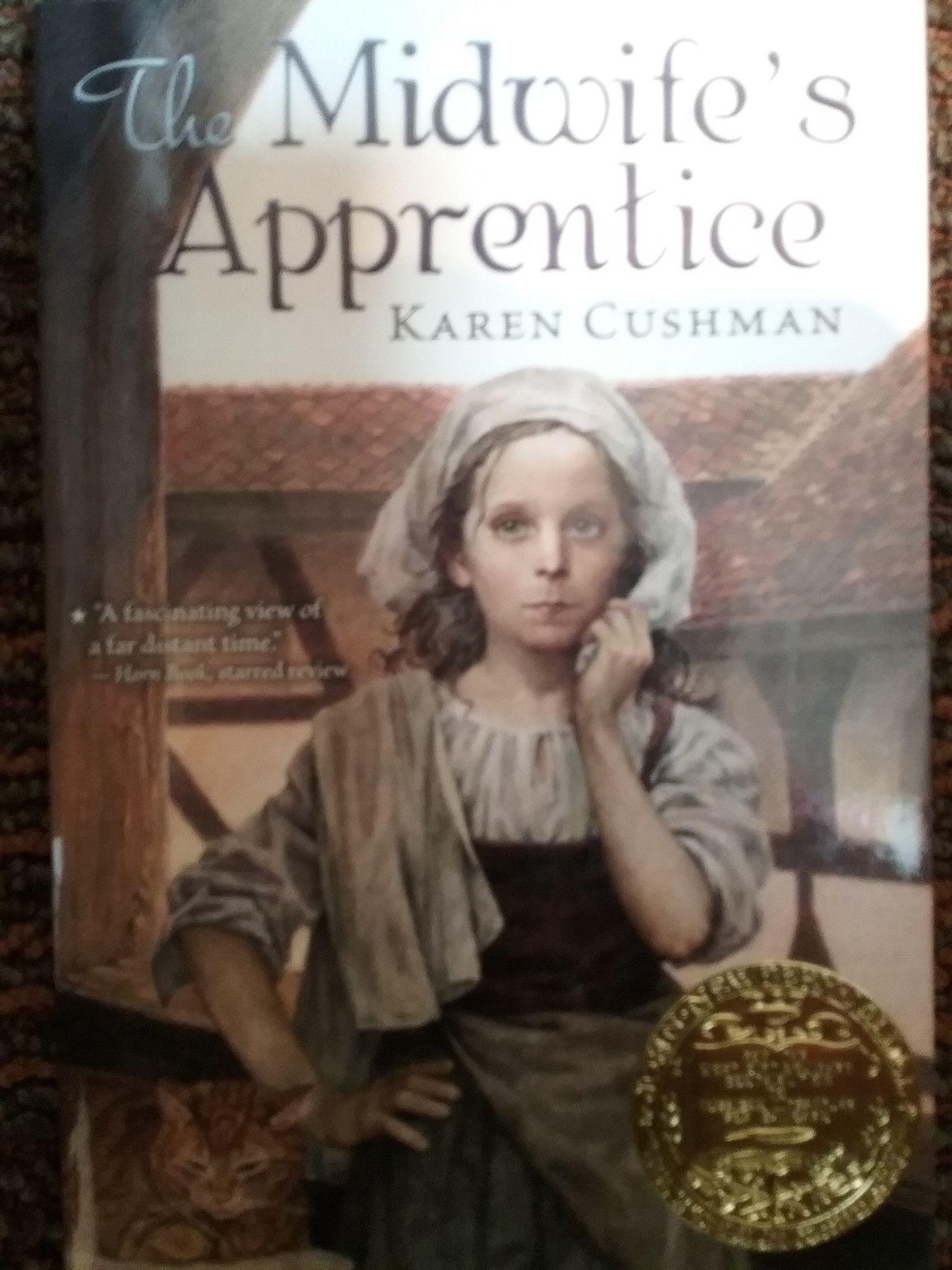 Midwife's Apprentice by Karen Cushman paperback The