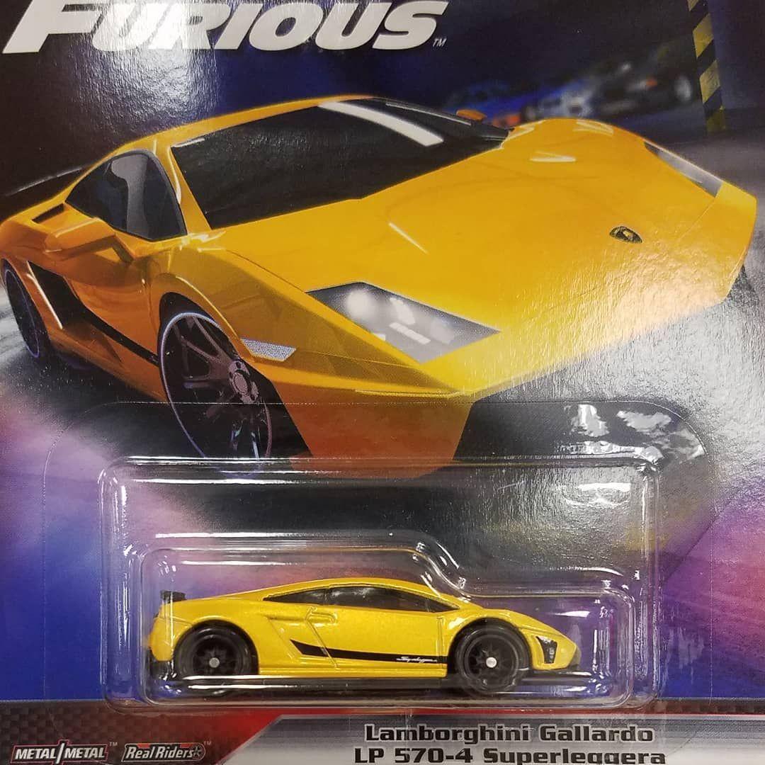 Fast And Furious Lamborghini Gallardo Lp 570 4 Superleggera