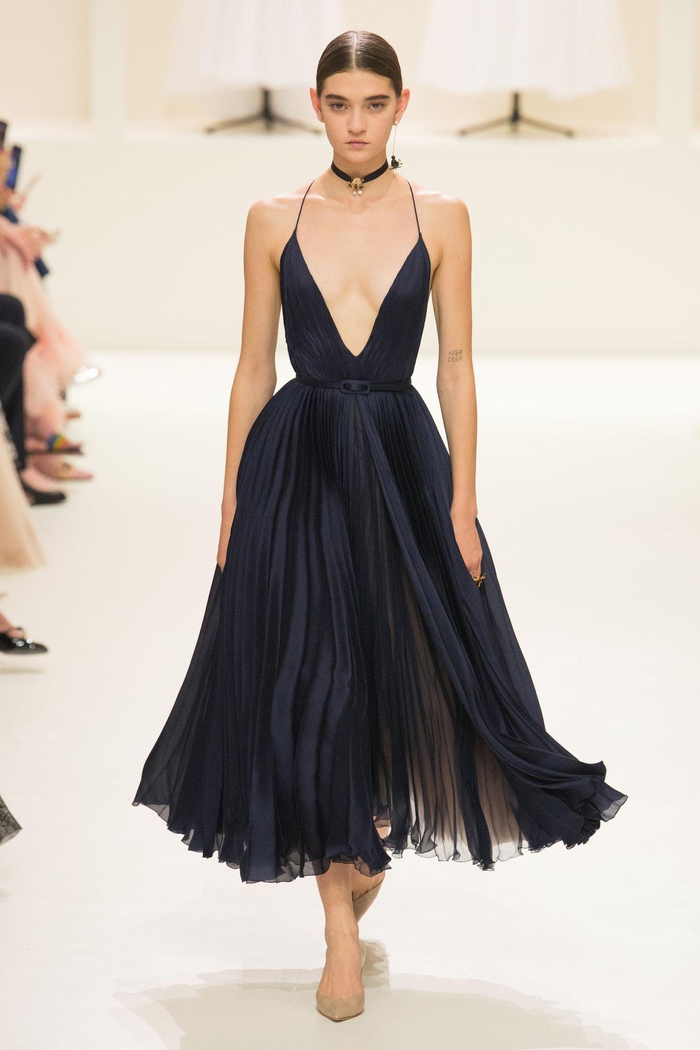 ff996440705 Défilé Christian Dior Haute couture automne-hiver 2018-2019 Femme ...
