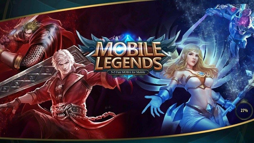 Pin by I Love Mobile Games on Mobile Games for PC  Mobile legends