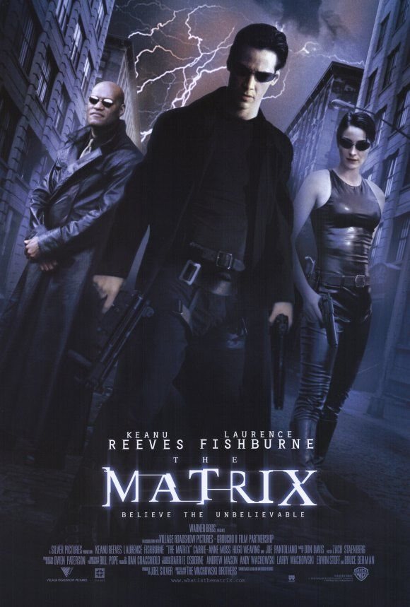 movies from the 90s the matrix movie poster movie