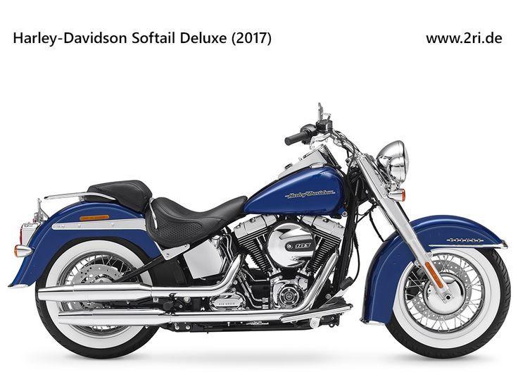 Harley-Davidson Softail Deluxe (2017)