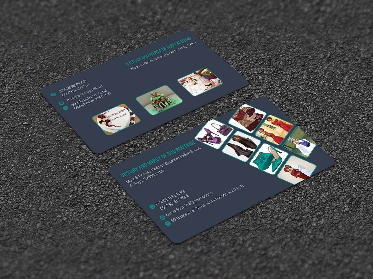 Design business card with in 24 hours | Business cards and Business