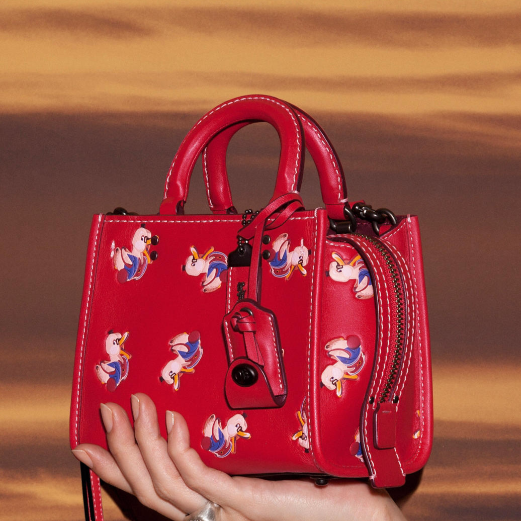 86629fcd057c Let Coach s New Collection Take You Back To Your Childhood