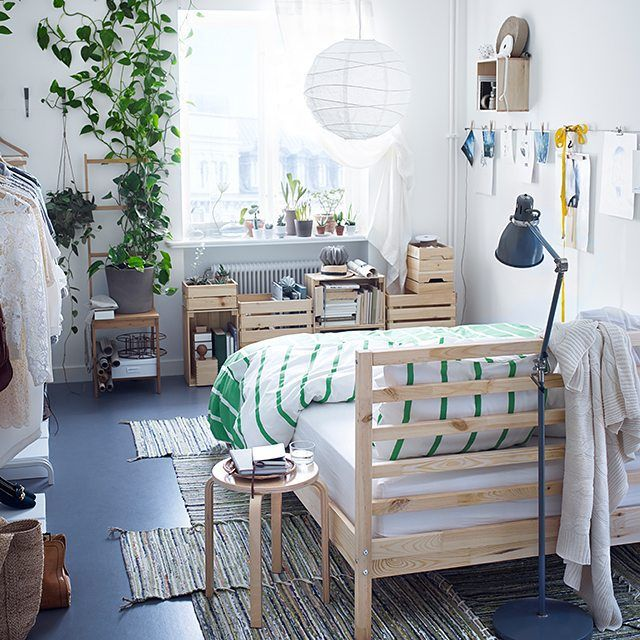 Your Organic Bedroom: A #bedroom For The #nature Lover! It's All Waiting For You