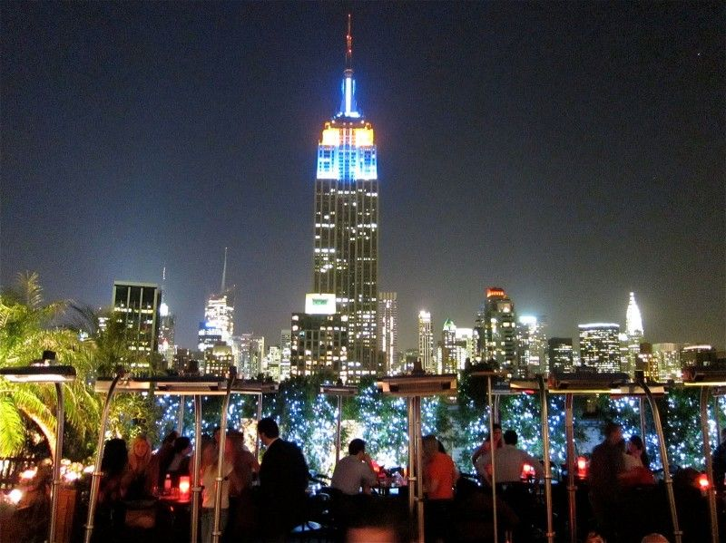 230 Fifth in New York | Rooftop bars nyc, Best rooftop ...