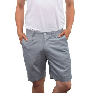 Mens Grey Shorts - The Else