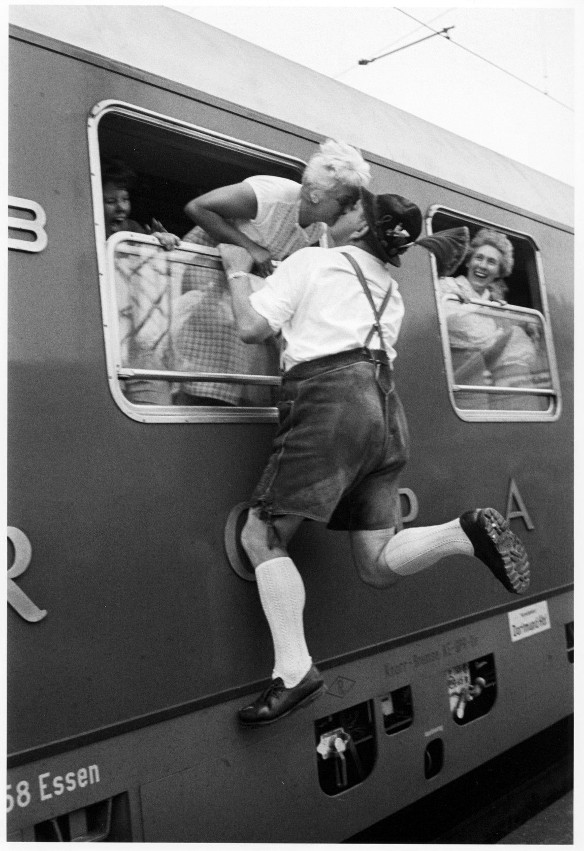 Max Scheler  Ruhpolding, Germany, 1958  http://www.faciepopuli.com/post/21865097827/max-scheler-ruhpolding-germany-1958