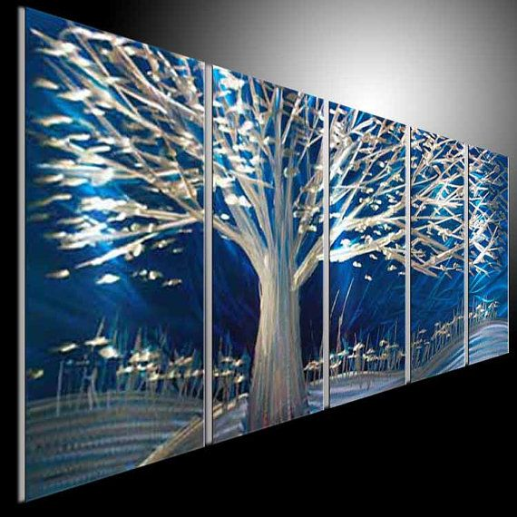Original Metal Wall Art Modern 3d Painting Sculpture By Tomouk Abstract Metal Wall Art Metal Wall Art Art