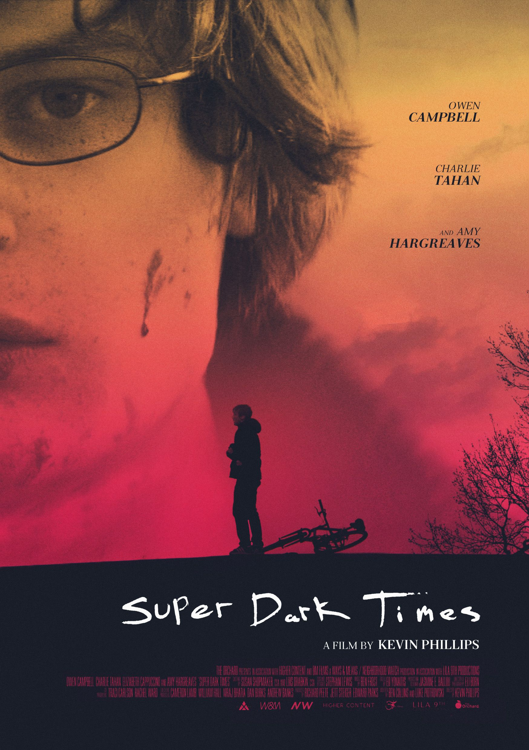 Super Dark Times - Poster by Alecxps | Movies in 2019 | Imdb movies